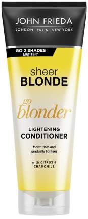 Кондиционер для волос John Freida Sheer Blonde Go Blonder 250 мл