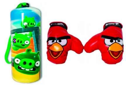 Набор боксерский детский 1TOY Angry Birds (Т56595)