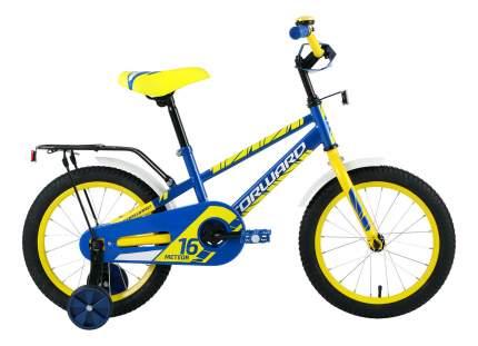 Велосипед Forward Meteor 2017 Meteor синий/желтый