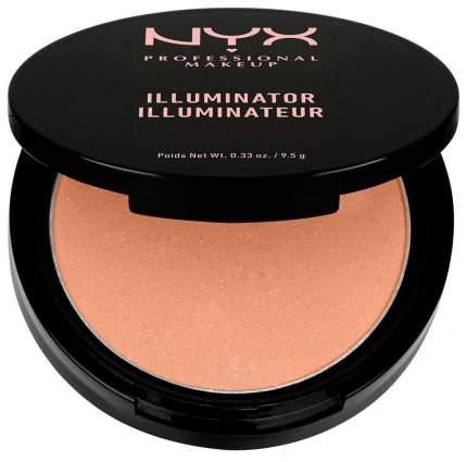 Хайлайтер для лица NYX Professional Makeup Illuminator 03 Magnetic