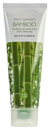 Средство для умывания Holika Holika Daily Garden Damyang Bamboo Soothing Cleansing Foam