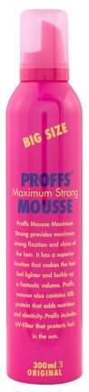 Мусс для волос Proffs Maximum Strong Mousse 300 мл