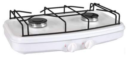 Настольная газовая плитка Cezaris ПГ 1000-01 White