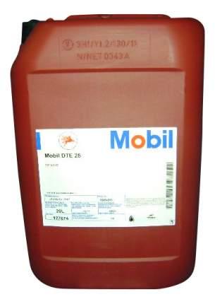 Гидравлическое масло Mobil 20л 127674