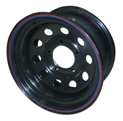 Колесные диски OFF-ROAD Wheels R15 10J PCD5x114.3 ET-50 D84 (1510-51484BL-50)