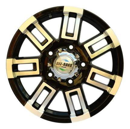 Колесные диски OFF-ROAD Wheels R16 7J PCD5x139.7 ET20 D110 (A1670-53910PHBL+20)