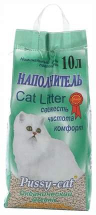 Наполнитель Pussy-Cat впитывающий 10 л 5 кг