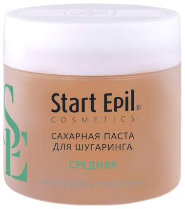 Паста для шугаринга Start Epil Средняя 400 г