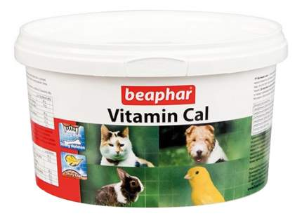 Минеральная смесь для кошек, для собак, для птиц Beaphar Vitamin Cal,для иммунитета 250г
