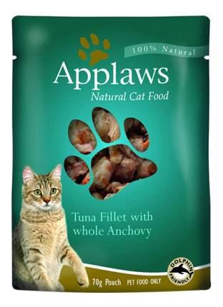 Влажный корм для кошек Applaws, тунец, анчоус, 70г