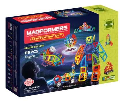 Конструктор магнитный Magformers Mastermind set