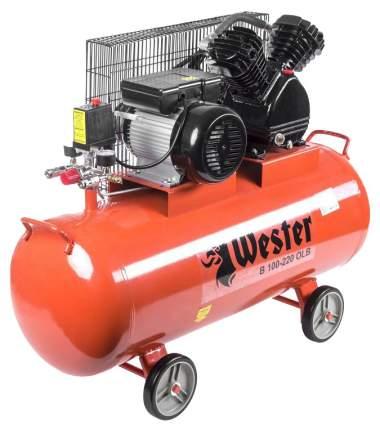 Ременный компрессор Wester B 100-220 OLB 284332