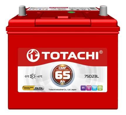 Аккумулятор автомобильный автомобильный TOTACHI 4589904929793 65 Ач