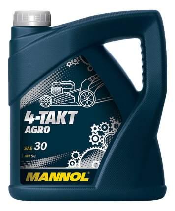 Моторное масло Mannol 4-Takt Agro 20W-50 4л