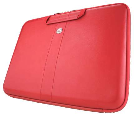 "Сумка для ноутбука 13"" Cozistyle Smart Sleeve Leather Red"