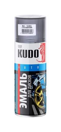 Эмаль автомобильная KUDO серебристый