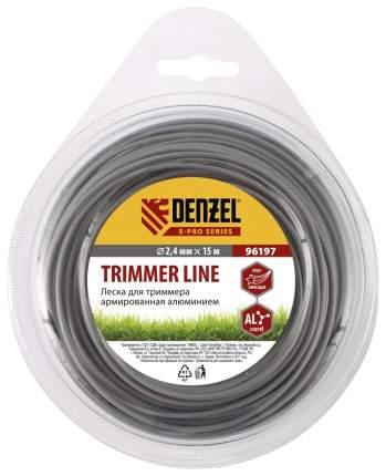 Леска для триммера DENZEL 96197