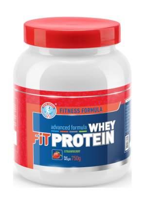 Протеин АКАДЕМИЯ-Т Fitness Formula Fit Whey Protein 750 г Strawberry