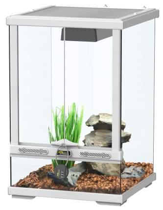 Террариум для рептилий Aquatlantis Smart Line, белый, 30 x 45 x 30 см