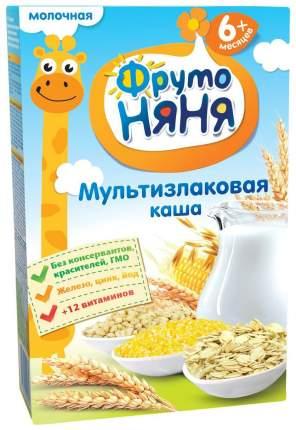 Каша молочная ФрутоНяня Мультизлаковая с 6 мес. 200 г