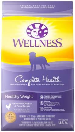 Сухой корм для собак Wellness CORE Adult/All Breeds Healthy Weight, индейка, 10кг