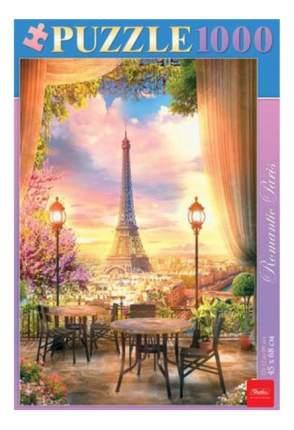 Пазл Hatber STANDART Романтичный Париж 1000ПЗ2_16973