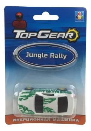 Машинка пластиковая 1TOY Top Gear. Jungle Rally