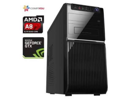 Домашний компьютер CompYou Home PC H557 (CY.603162.H557)