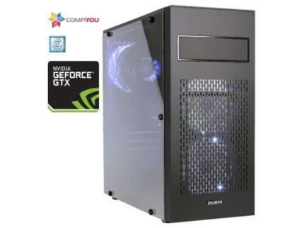 Игровой компьютер CompYou Game PC G777 (CY.604711.G777)