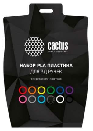 Картридж для 3D-принтера Cactus PLA 1.75 мм CS-3D-PLA-12x10M