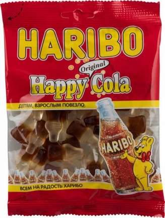 Мармелад жевательный Haribo happy cola 140 г