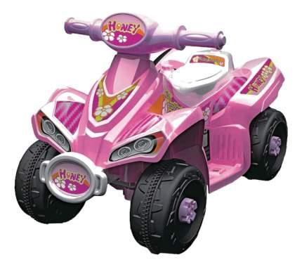 Электромотоцикл Shanghai Inter-World Старт розовый