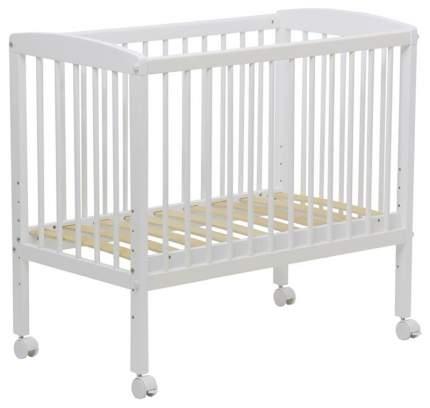 Ограждение к кроватке детской Polini Simple 100 белый