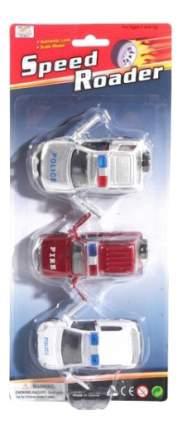 Набор машинок Speed Roader 3 шт. Gratwest А55668
