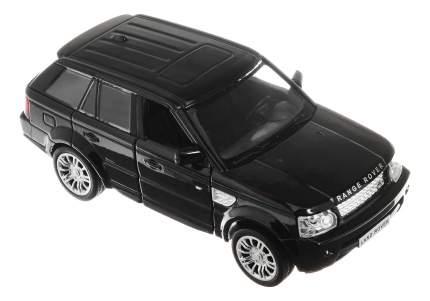 Коллекционная модель Land Rover Range Rover Sport Рыжий кот 1:32