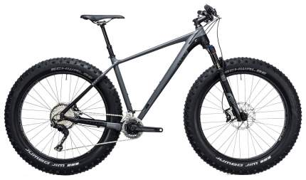 "Велосипед Cube Nutrail Race 29 2018 19"" gray"