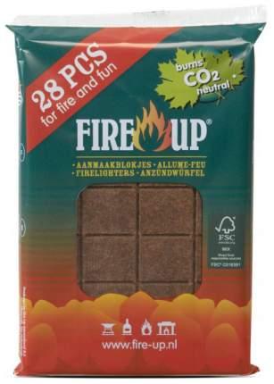 Брикеты для розжига древесные Fire up 3084 28 шт.
