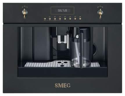 Встраиваемая кофемашина Smeg Coloniale CMS8451A Black