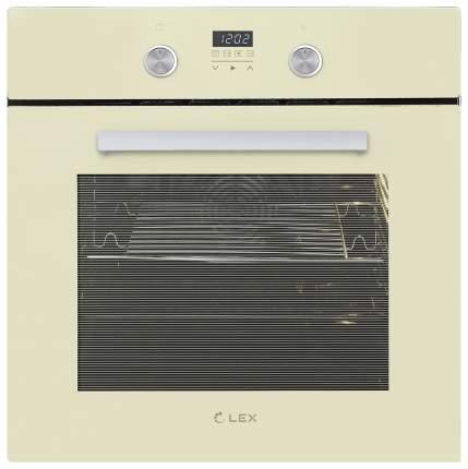 Встраиваемый электрический духовой шкаф LEX EDP 093 IV Beige