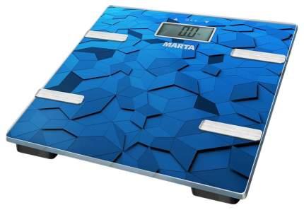 Весы напольные Marta MT-1675 цвет Синий
