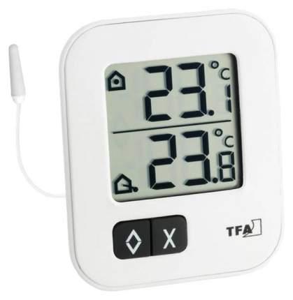Термометр TFA 30.1043.02 Белый