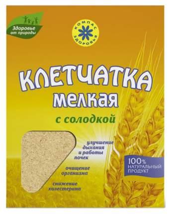 Клетчатка Компас Здоровья пшеничная мелкая с солодкой 200 г