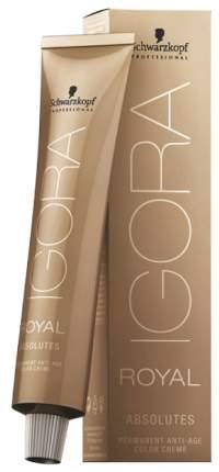 Краска для волос Schwarzkopf Professional Игора Роял Абсолют 6-50