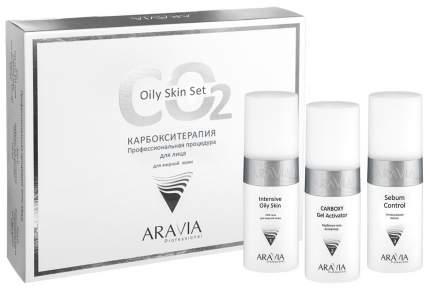 Набор косметики для лица Aravia Professional Oily Skin Set