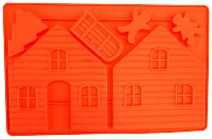 Форма для выпечки Bradex TK 0231 Красный