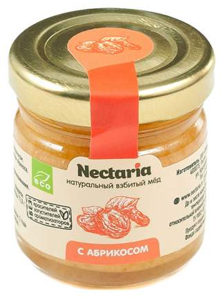 Мед Nectaria абрикос 40 г