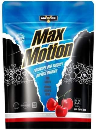 Изотоник Maxler Max Motion, 1000 г, sour cherry