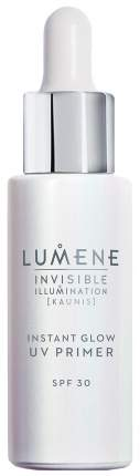 Праймер Lumene Invisible Illumination Instant Glow UV Primer SPF30 30 мл
