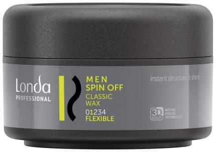 Воск для укладки Londa Professional Men Spin Off Classic Wax 75 мл