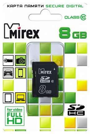 Карта памяти Mirex SDHC 13611-SD10CD08 8GB
